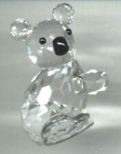 AKB-1PW Cute Koala Bear Glass Paperweight in Gift Box Christmas Present