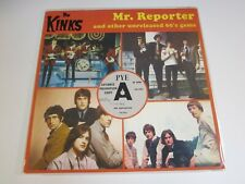 Vinyl Record Album   Kinks   2013 Release   British Rock from the 1960s  SEALED!