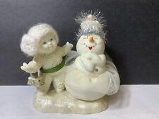 Department 56 Snowbabies Accessorize Figurine #4020366
