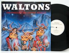 Waltons        Christmastime and country wildlife       Rebel Rc.    NM # K