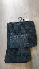Fußmatten schwarz  gekettelt Audi TT ab 1998 4tlg. m.Halter #108