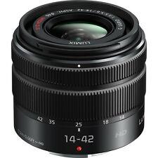 New Panasonic Lumix G Vario 14-42mm f/3.5-5.6 II ASPH MEGA O.I.S. Lens H-FS1442