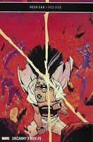 Uncanny X-Men #9 MARVEL Stan Lee Tribute 1ST Print 2019 COVER A
