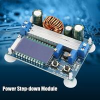 DC-DC Auto Step UP/Down Converter Boost/Buck Power Converter 5.5-30V to 0.5-30V