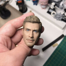 """Jake Gyllenhaal Headplay 1/6 Scale Male PVC Head Sculpt A02 for 12"""" Body Figure"""
