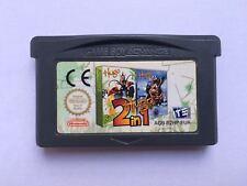 Hugo 2in1 PAL - Nintendo Game Boy Advance GBA