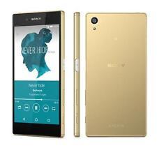"""New Sim Free Sony Ericsson Xperia Z5 E6653 32GB 5.2"""" 4G LTE Smartphone Gold"""