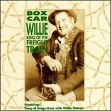 Boxcar Willie - King of the Freight Train [New CD] Manufactured On Demand
