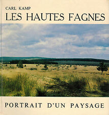 Kamp, Les Hautes Fagnes Portrait paysage, Eifelverein, Hohes Venn Eifel, französ