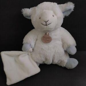 peluche doudou mouton tresor Baby Bidou
