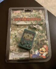 Vintage 1998 Nintendo Mini Classics Super Mario Bros. Keychain Game