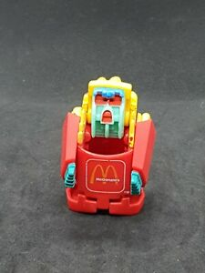 Transformers Mc Donalds French Fries Changeables Vintage Happy Meal Promo 1990s