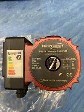 brittherm ups2a domestic 25-60/130 Central Heating Circulator Pump