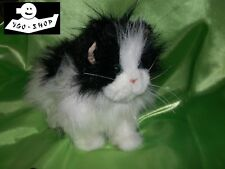 HASBRO FurReal Friends LuLus Kitties laufende Katze schwarz weiß 93968 Fur Real