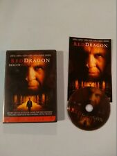 Red Dragon (DVD, 2003, Full Frame Collectors Edition)