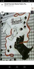 harrods scottie dog panels 6 panels £4.99