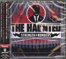 HAUNTED-STRENGTH IN NUMBERS-JAPAN CD BONUS TRACK F30