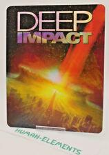 DEEP IMPACT - Lenticular 3D Flip Magnet Cover FOR bluray steelbook