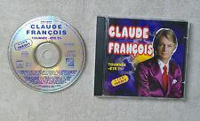 """CD AUDIO MUSIQUE / CLAUDE FRANÇOIS """"TOURNÉE ÉTÉ 71 (LIVE INEDIT)"""" CD 28T 1998"""