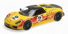 Minichamps Porsche 918 Spyder Weissach Package 1:18 110062446