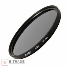 Lensso 55mm 55 mm Grey Gray ND4 Lens Filter for Camera Camcorder