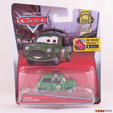 Disney Pixar Cars Austin Littleton - WGP Pit Crew series Mattel #5 of 9 2015 APP