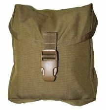 USMC MOLLE Coyote Individual First Aid Pouch
