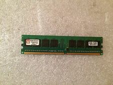 Memoria DDR2 Kingston KVR400D2N3K2/1G 512MB PC2-3200 400MHz CL3 240-Pin