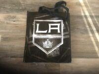 Los Angeles Kings Hockey Reclycle Bag