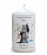 Cellini Candles Graduation Tatty Teddy Congratulations Personalised Gift #1