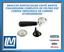 BRACCIO PORTACIALDE CAFFÈ ARIETE CIALDISSIMA COMPLETO DI FILTRO ESE AT4056008100