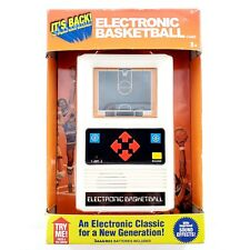 Electronic Classic Basketball Handheld Game 2016 Mattel Brand New Sealed