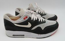 Nike Air Max 1 City QS- Mens- Size 10- London- White-[667633-001]- Running Shoes