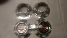 Set of 4 Ford Bronco F-150 4x4 4WD Center Cap 1980 81 82 83 84 85 86 87 88 89-96