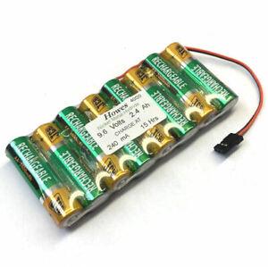 Handset/Transmitter Battery Fits Microcat Bait Boat