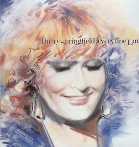 Dusty Springfield A Very Fine Love CD