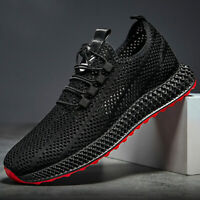 Outdoor Men's Breathable Monolayer Mesh Shoes Sports Hiking Athletic Shoes