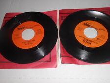 """Modern Soul 7"""", 45 Lot, Al Wilson, La La, Peace Song, I Won't Last A Day, 1974"""