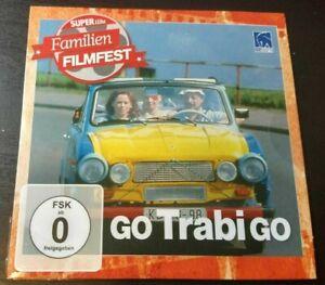 GO TRABI GO   DVD   TOP ZUSTAND   BAVARIA FILM GMBH 1990