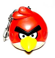 """Rovio Angry Birds 3D TERENCE Belt Chain Carabiner Clip 2"""" Resin Figure"""