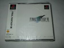 Final Fantasy VII (Sony PlayStation 1 PS1) NEW Factory Sealed JAPAN JP Import