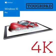 "Panasonic ToughPad FZ-Y1, Core i5-5300U, 2.3GHz, 8GB, 512GB SSD *20"" 4K DISPLAY*"