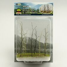 """JTT Scenery Products Bare Woods Edge Trees O-Scale, 4""""-5.5"""", 8/pk 95630"""