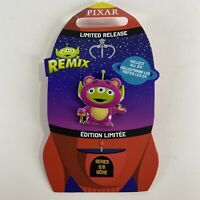 Disney Pixar Toy Story LOTSO Alien Remix Pin LE - Series  4 of 6