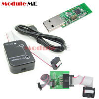 CC Debugger Emulator CC2531 Sniffer Bare Board USB Dongle Downloader Cable