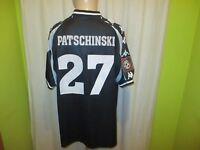 """FC St.Pauli Kappa Aufstieg Trikot 2000/01 """"ASTRA"""" + Nr.27 Patschinski Gr.XL TOP"""