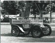 DARRACQ 8/9 PS 1903 Automobil Foto Oldtimer Auto Photograph Photo Fotografie