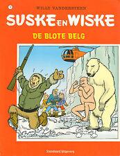 SUSKE EN WISKE 016 - DE BLOTE BELG (HERUITGAVE VOOR SHELL)