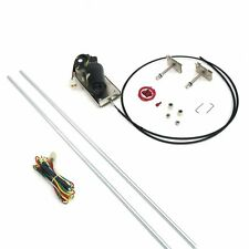 Universal Power Windshield Wiper Motor Kit Street Rod Hot Rod Chevy GM auto olds