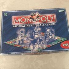 Monopoly AFL Australian Football League Edition Board Game